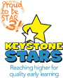 Proud to be a Keystone STAR 3!